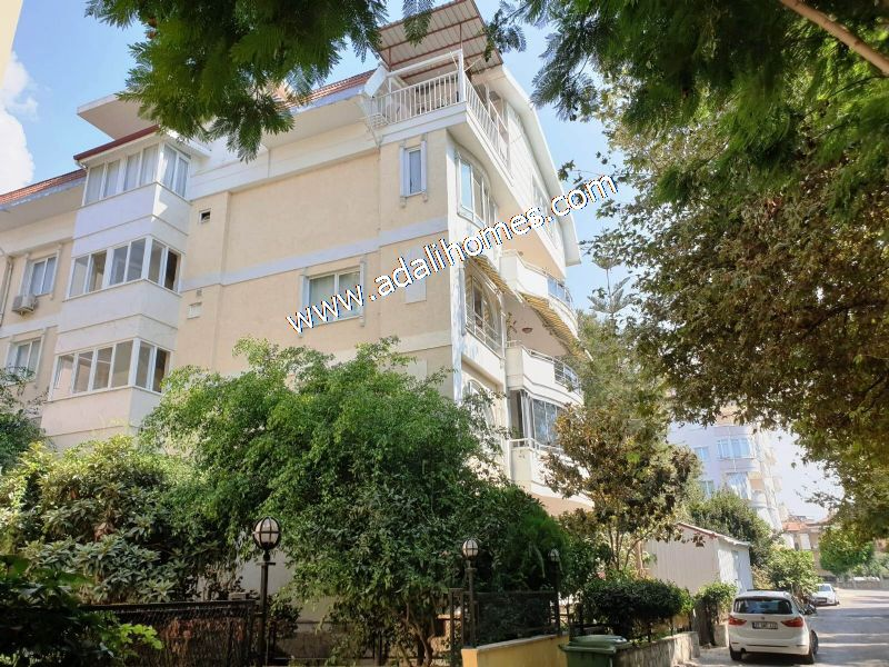 ALANYA HACETTE 2+1 FULL EŞYALI DAİRE